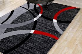 Area Rugs Gray Beverly Gray Abstract Contemporary Rug Discount Area Rugs