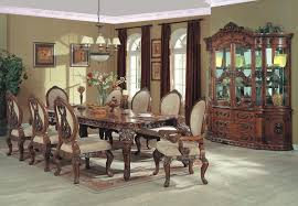 country dining room sets country dining room set formal collection with carved leg