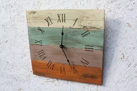 clock designs cool wooden clock design 18 creative and handmade wall clock