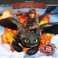 how to train your dragon calendars 2018 on abposters com calendar 2018 how to train your dragon
