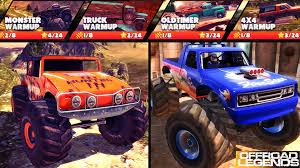 monster trucks racing games monster truck offroad legends race for all cars games