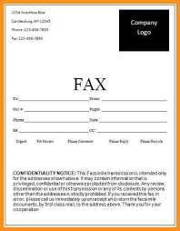 12 format of a fax appication letter