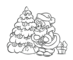 coloring page of christmas tree with presents coloring pages for teens free book crayola christmas tree and