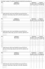 contoh laporan wawancara pedagang bakso contoh kuesioner strategi pemasaran bakso rohmadfapertanian