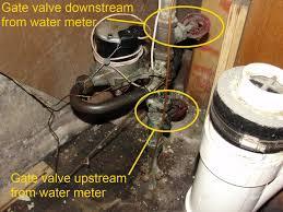Leak Under Sink by Water Shut Off Valve Under Sink Stuck Best Sink Decoration