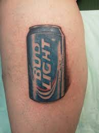 28 hilarious budweiser tattoos for serious drinkers