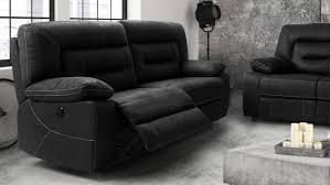 canap relaxation 3 places canapé relax électrique tissu nubuck gris 3 places adana gdegdesign