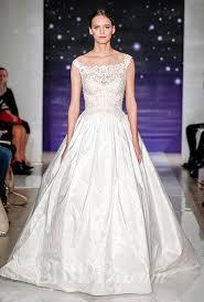 reem acra wedding dresses spring 2016 bridal runway shows