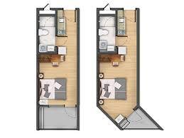 azure floor plan 2 unit sizes layout azure north urban resort residences in