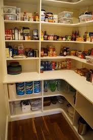 kitchen closet shelving ideas the finished pantry pantry shelves and kitchens