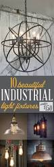 best 25 industrial lighting ideas on pinterest industrial light industrial light fixtures under 150 metal can be cozy with these industrial light fixtures