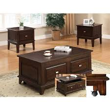 cherry lift top coffee table rental city brown cherry lift top coffee table