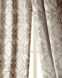 cotton gold curtains horchow com