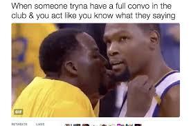 Kevin Durant Memes - 17 draymond green and kevin durant memes guaranteed to make you