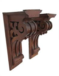 Wooden Corbels For Sale Architectural Salvage Wooden Nickel Antiques