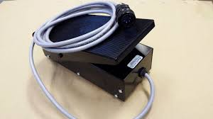 welder foot pedal to suit fronius tig machines with a 10 pin