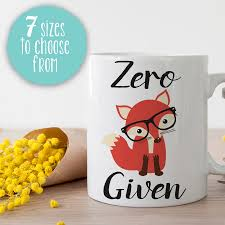 Fox Mug by Zero Fox Given Zero Fox Given Mug Zero Fox Given Coffee Cup