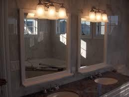 Wall Mirror Lights Bathroom by Bathroom Vanity Mirror Lighting Ideas Bathroom Vanity Mirror With