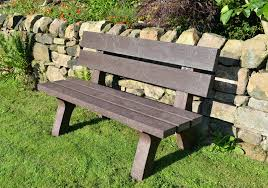 Outdoor Benche - plastic outdoor bench white plastic outdoor benches picture simple