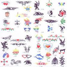 Tattoos In - temporary tattoos manufacturers suppliers dealers in thane