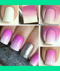 ombre nail design tumblr nail design tutorial tumblr posted earlier about missjenfabulous s