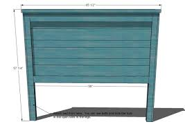 Ana White Free And Easy Diy Furniture Plans To Save You Money by Ana White Build A Reclaimed Wood Headboard Queen Size Free