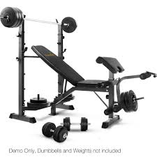 Home Gym Weight Bench New Home Fitness Adjustable Weight Bench With Leg U0026 Bicep Stations