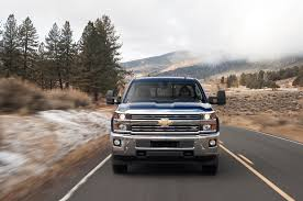 2015 chevrolet silverado 2500hd ltz first test motor trend