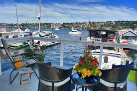 Airbnb Seattle Houseboat Seattle Houseboat The Seahawk Sold
