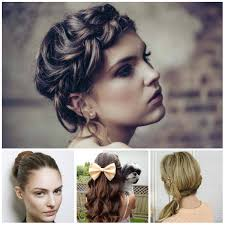 5 super easy updo hairstyles 2017 u2013 hairstyles 2017 for long