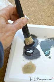 Tips For Home Decor How To Stencil A Plaque Stencil Tips For Beginners H20bungalow