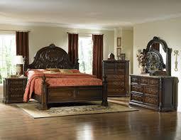 bedroom rustic platform bed frame solid wood platform bed wooden