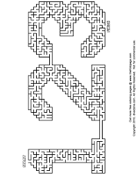 123 maze free printable learning activities kids printable