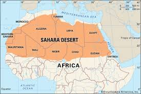 africa map deserts map facts britannica