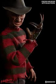 Freddy Krueger 1 6th Scale Action Figure A Nightmare On Elm