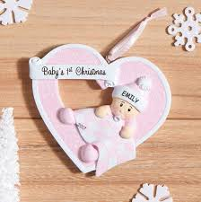 personalized heartily yours baby s ornament