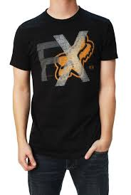 fox motocross shirts fox racing men u0027s pretest premium graphic t shirt foxes fox