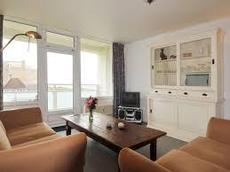 Wohnzimmer Nordseite Ferienwohnung Nissola Mit Meerblick Nord Holland Egmond Aan Zee