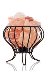 himalayan salt the original salt company himalayan salt rock feng shui basket