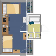 Wvu Evansdale Map Summit Hall Housing West Virginia University