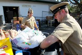 donate food for thanksgiving file us navy 111123 n hw977 261 sailors deliver nswc corona
