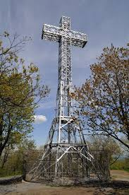Cross On - mount royal cross