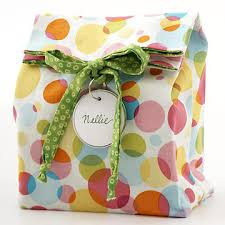 cloth gift bags crafty gift wrap for all occasions quarters fabrics and bag