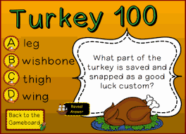 thanksgiving jeopardy smart smart notebook lesson