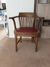 captains desk chair ebay