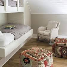 Upholstered Bunk Bed Design Ideas - Upholstered bunk bed