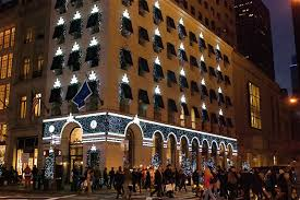 nyc nyc harry winston new york salon christmas decoration
