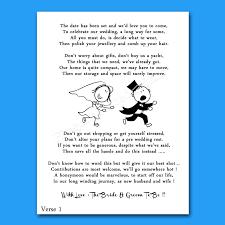 Giving Christmas Gifts Poems Wedding Gift Amazing Wedding Poem For Money Gift On Instagram Tips