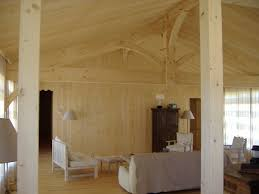maison bois interieur habillage bois interieur maison decoration mur maison interieur