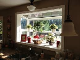 Kitchen Windows Decorating Kitchen Greenhouse Window House Trends And Pictures Alluring